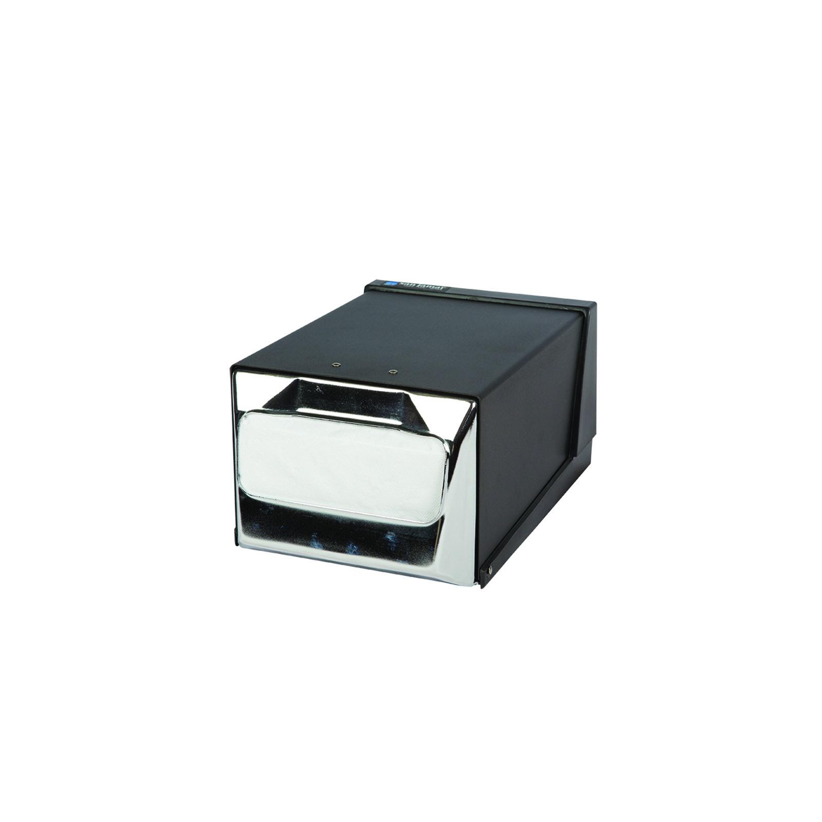 San Jamar H3001BKC paper napkin dispenser