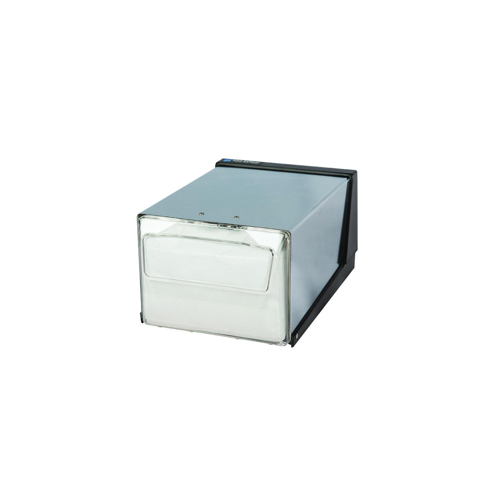 San Jamar H3001CLXC paper napkin dispenser
