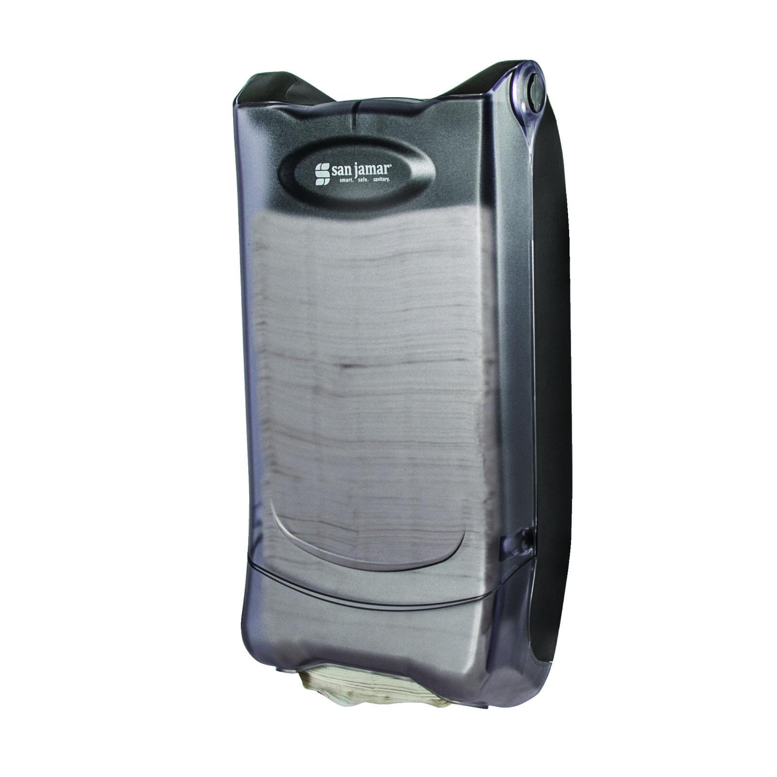 San Jamar H5000PCL paper napkin dispenser