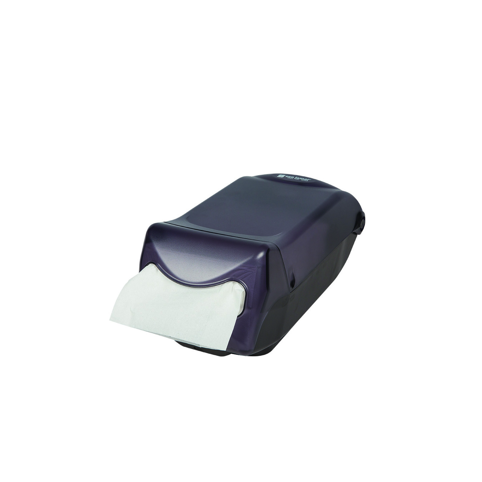 San Jamar H5003TBK paper napkin dispenser