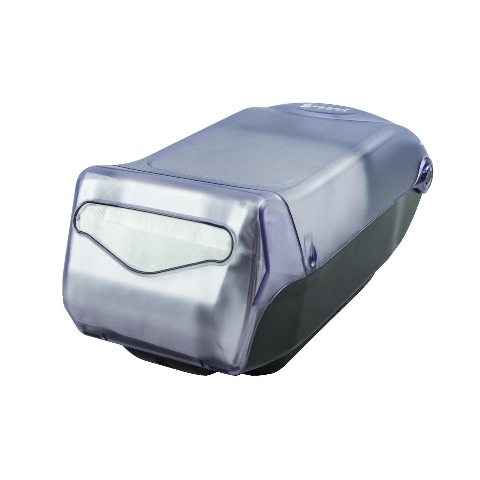 San Jamar H5005CL paper napkin dispenser