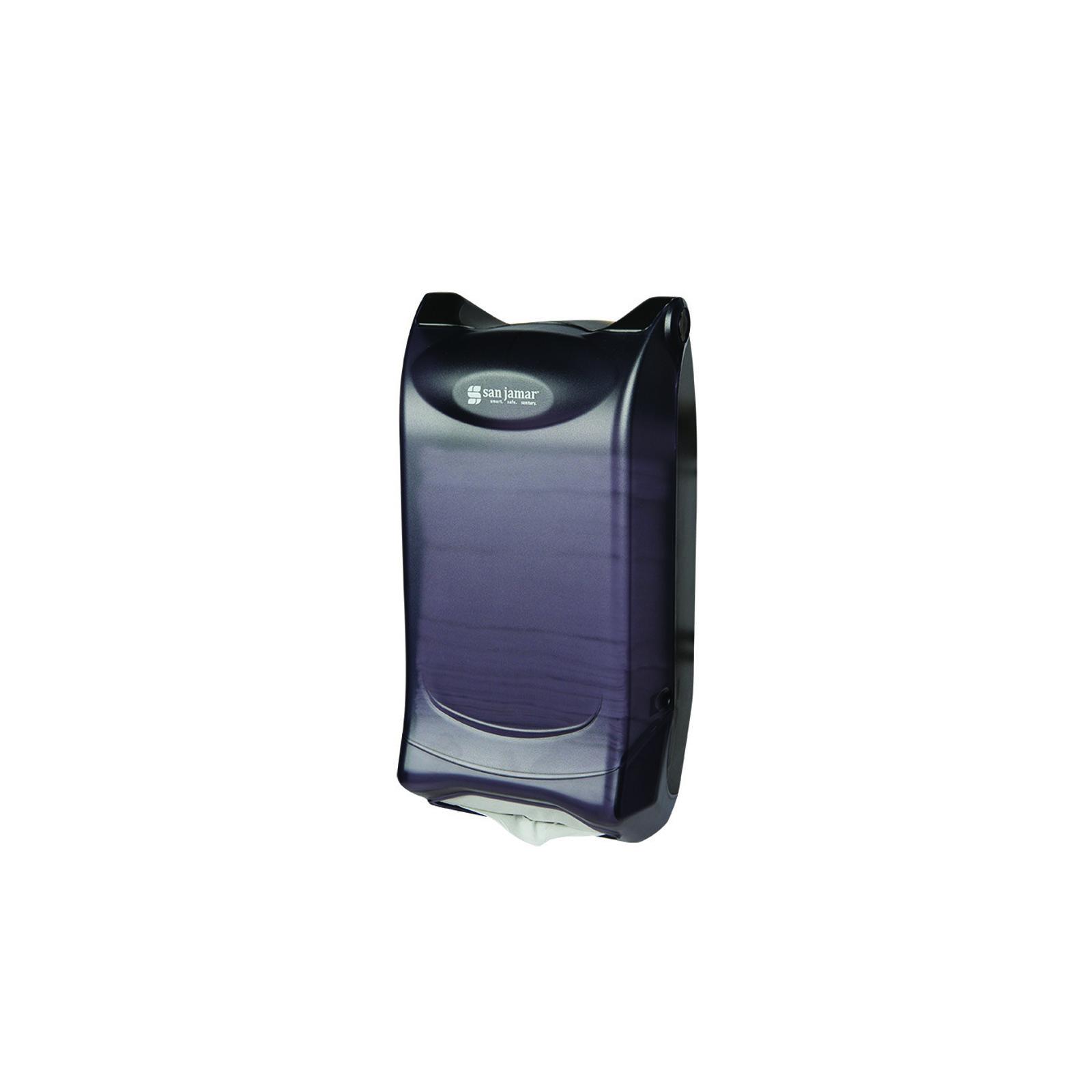 San Jamar H5005PTBK paper napkin dispenser