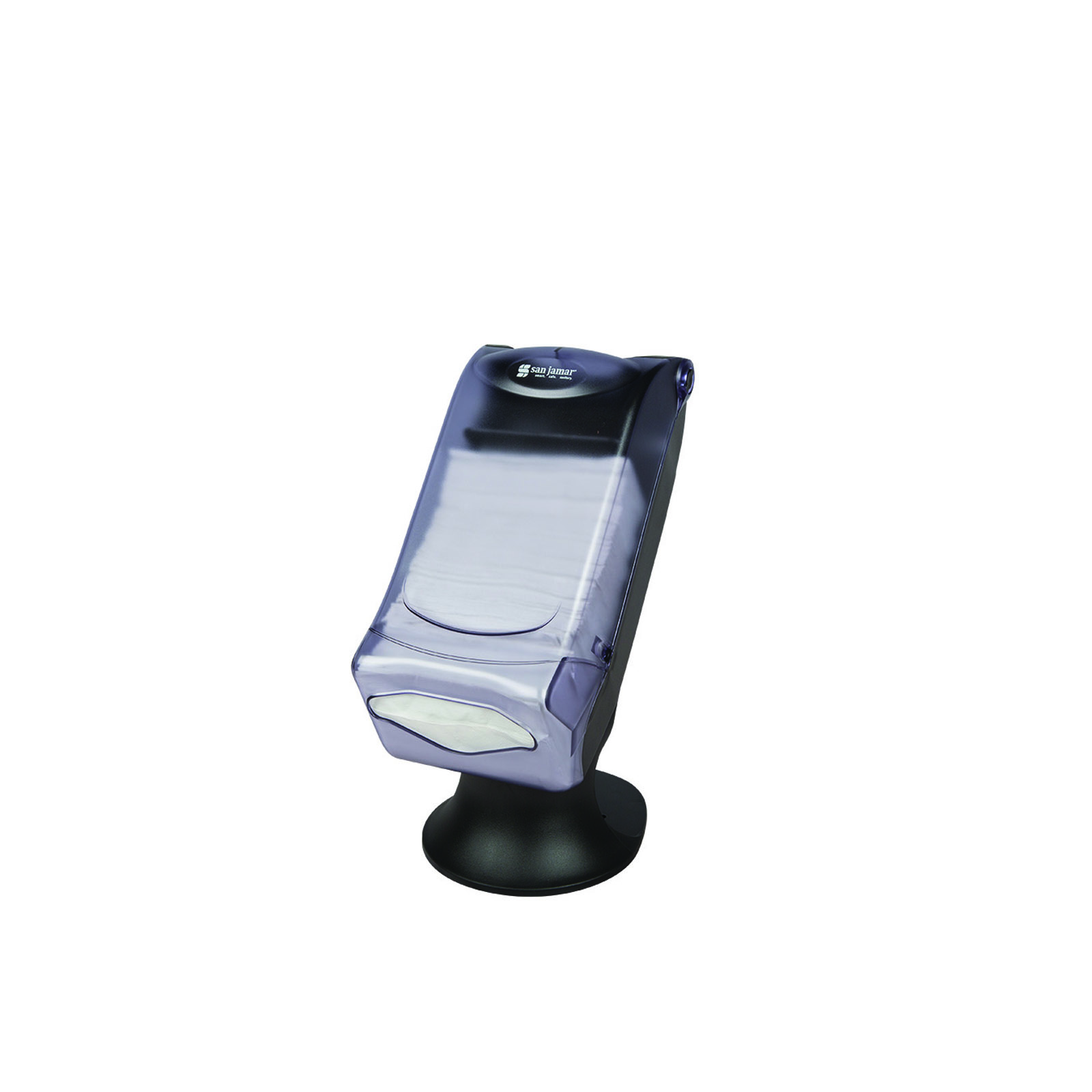 San Jamar H5005SCL paper napkin dispenser