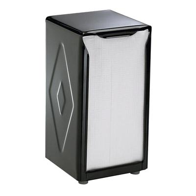 San Jamar H900BK paper napkin dispenser