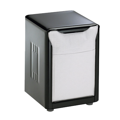 San Jamar H985BK paper napkin dispenser