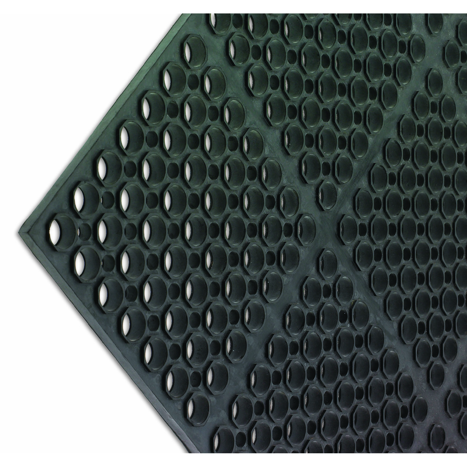 San Jamar KM2100B floor mat, anti-fatigue