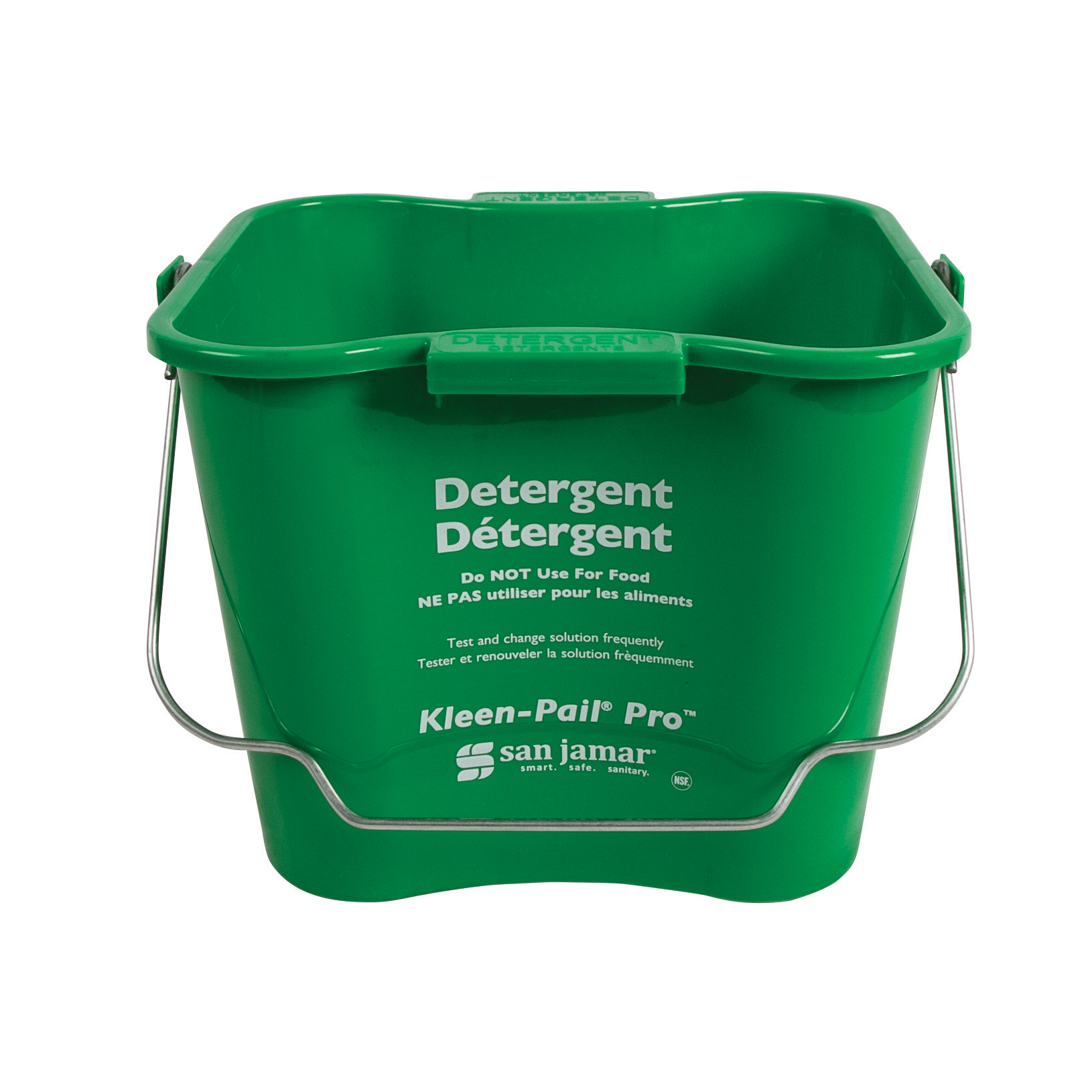 San Jamar KPP256GN bucket