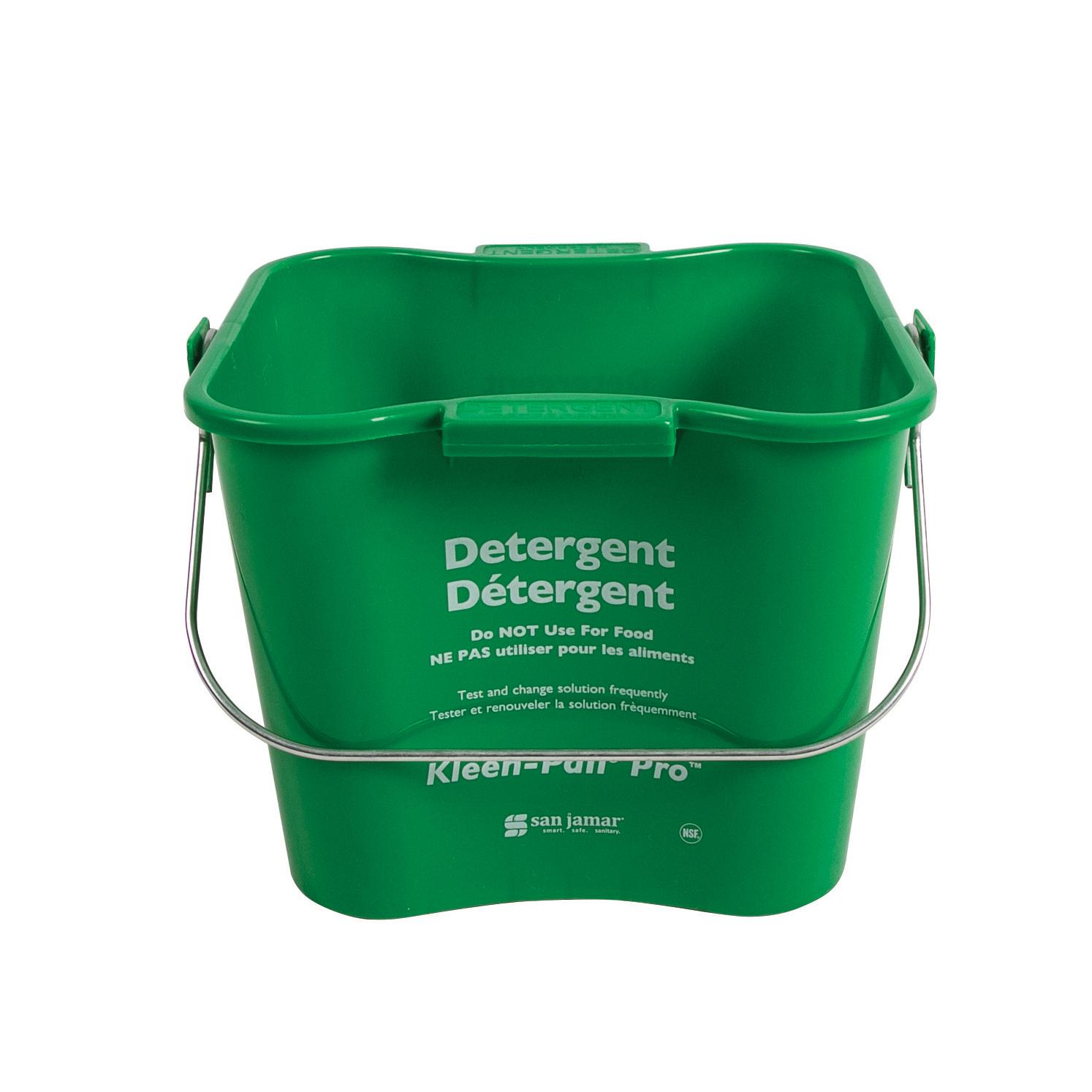 San Jamar KPP97GN bucket