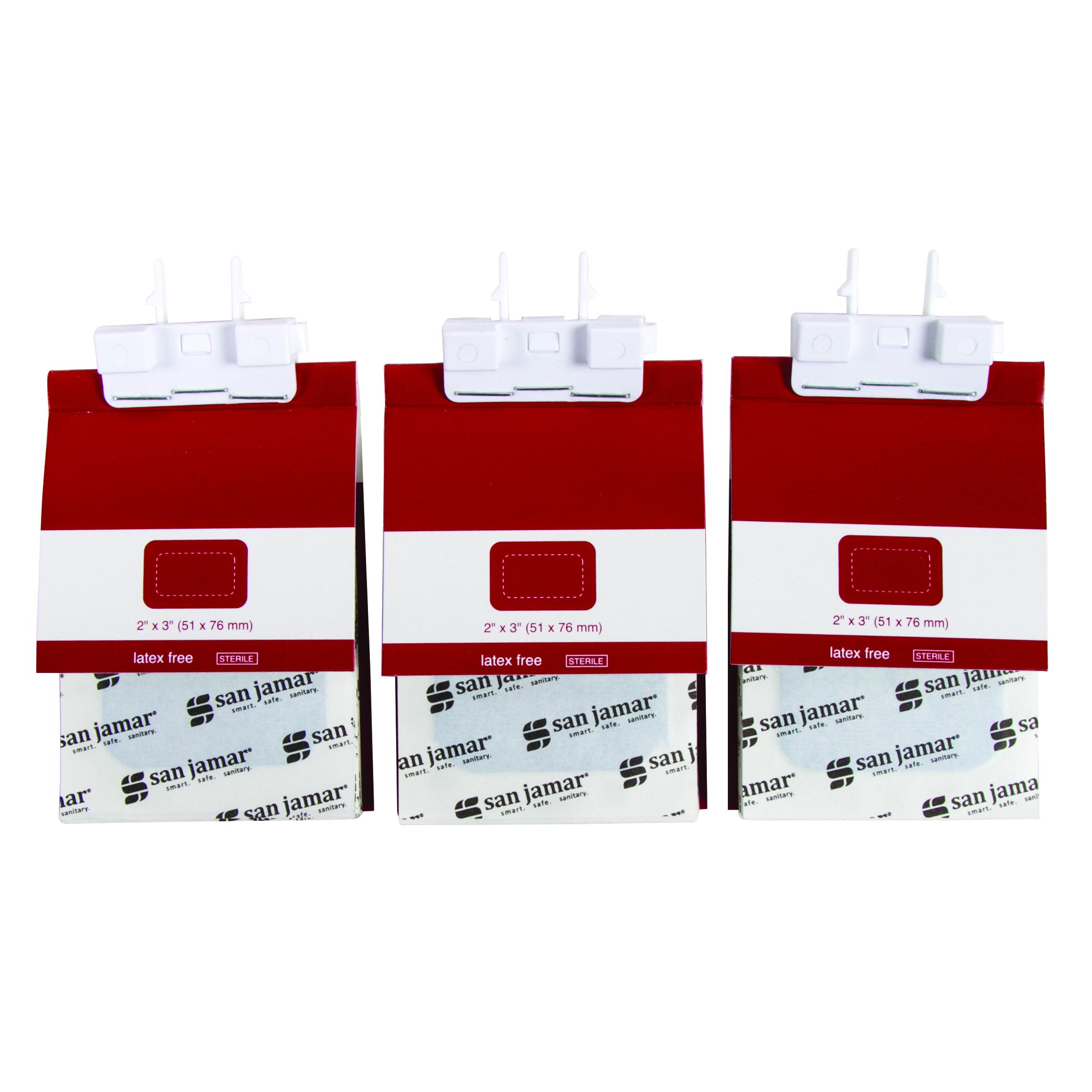 San Jamar MKBR905 first aid supplies