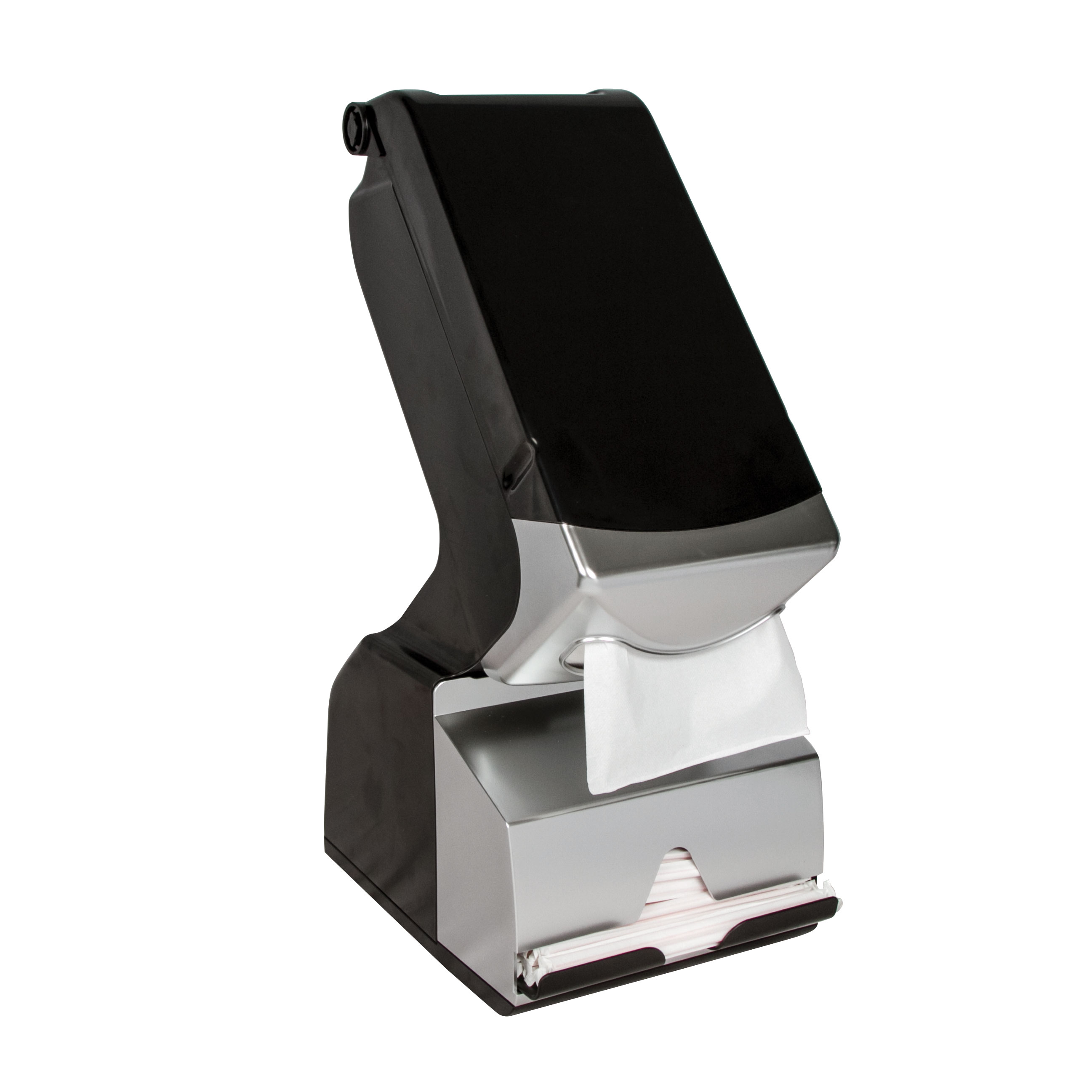 San Jamar MODH6003SN paper napkin dispenser