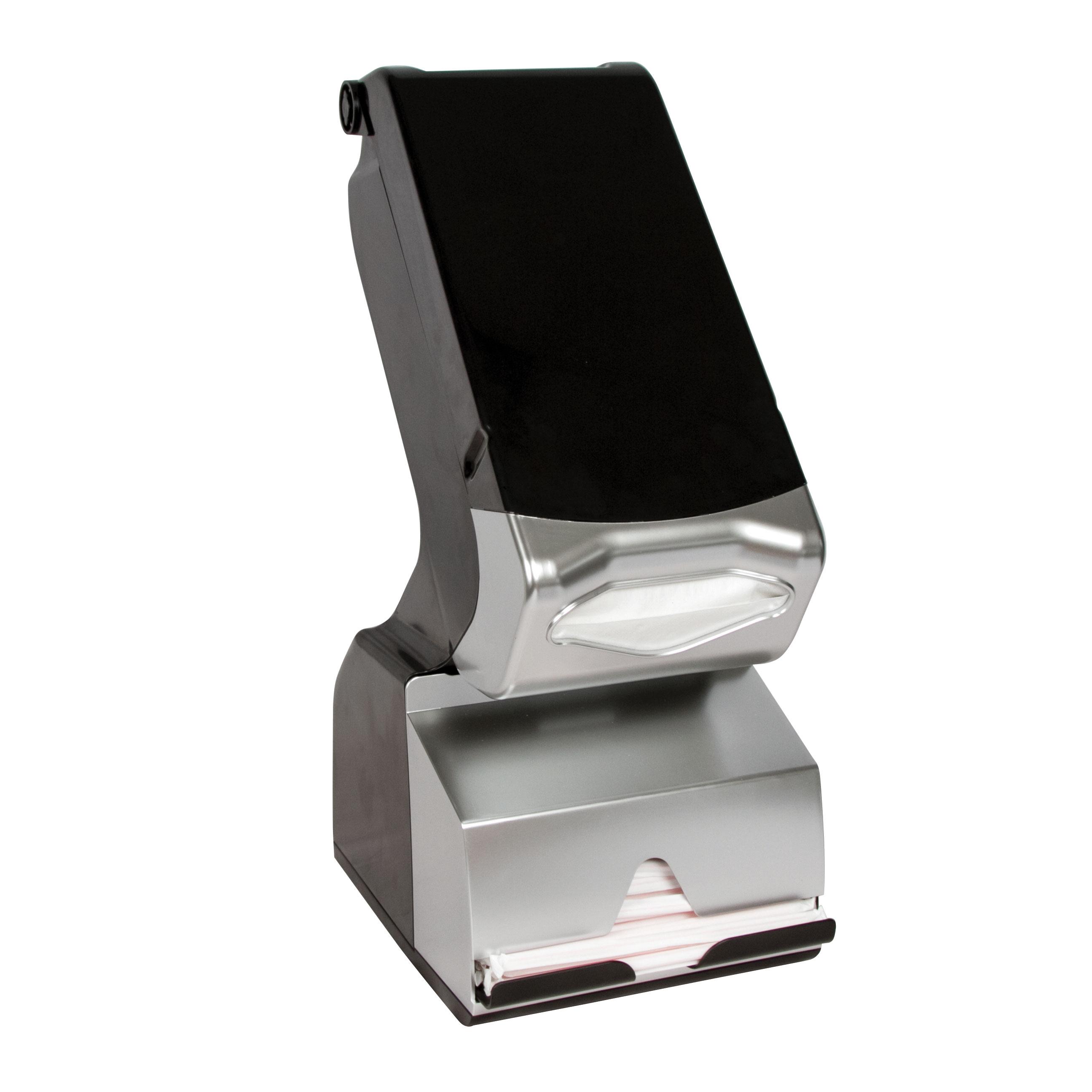 San Jamar MODH6005SN paper napkin dispenser