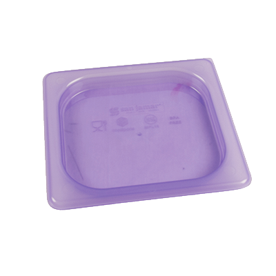 San Jamar MPL16PR food pan cover, plastic