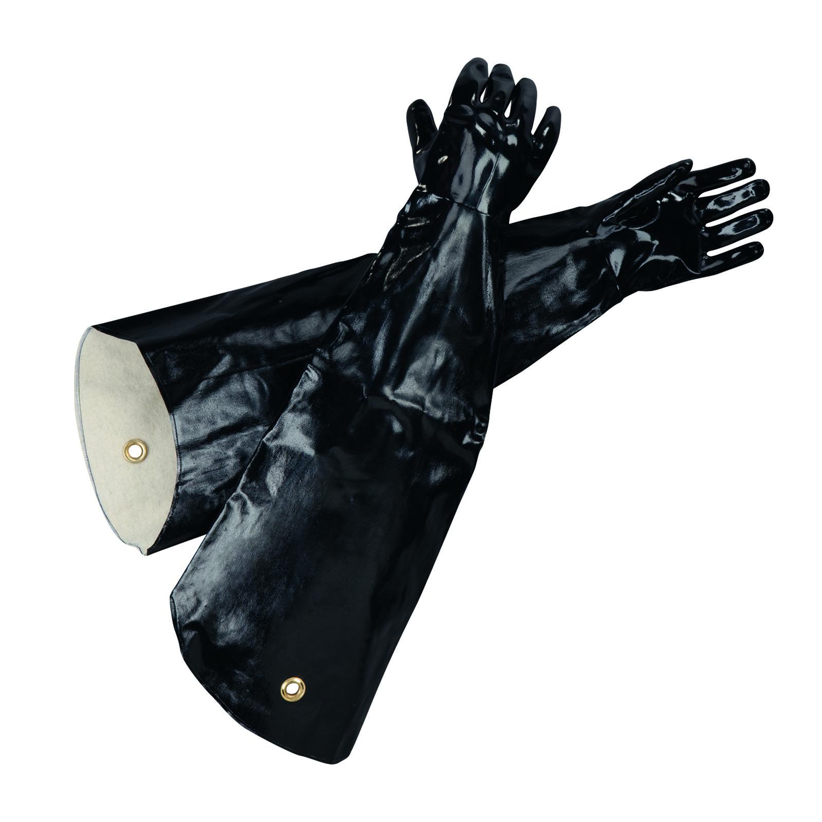 San Jamar P31 gloves, dishwashing / cleaning