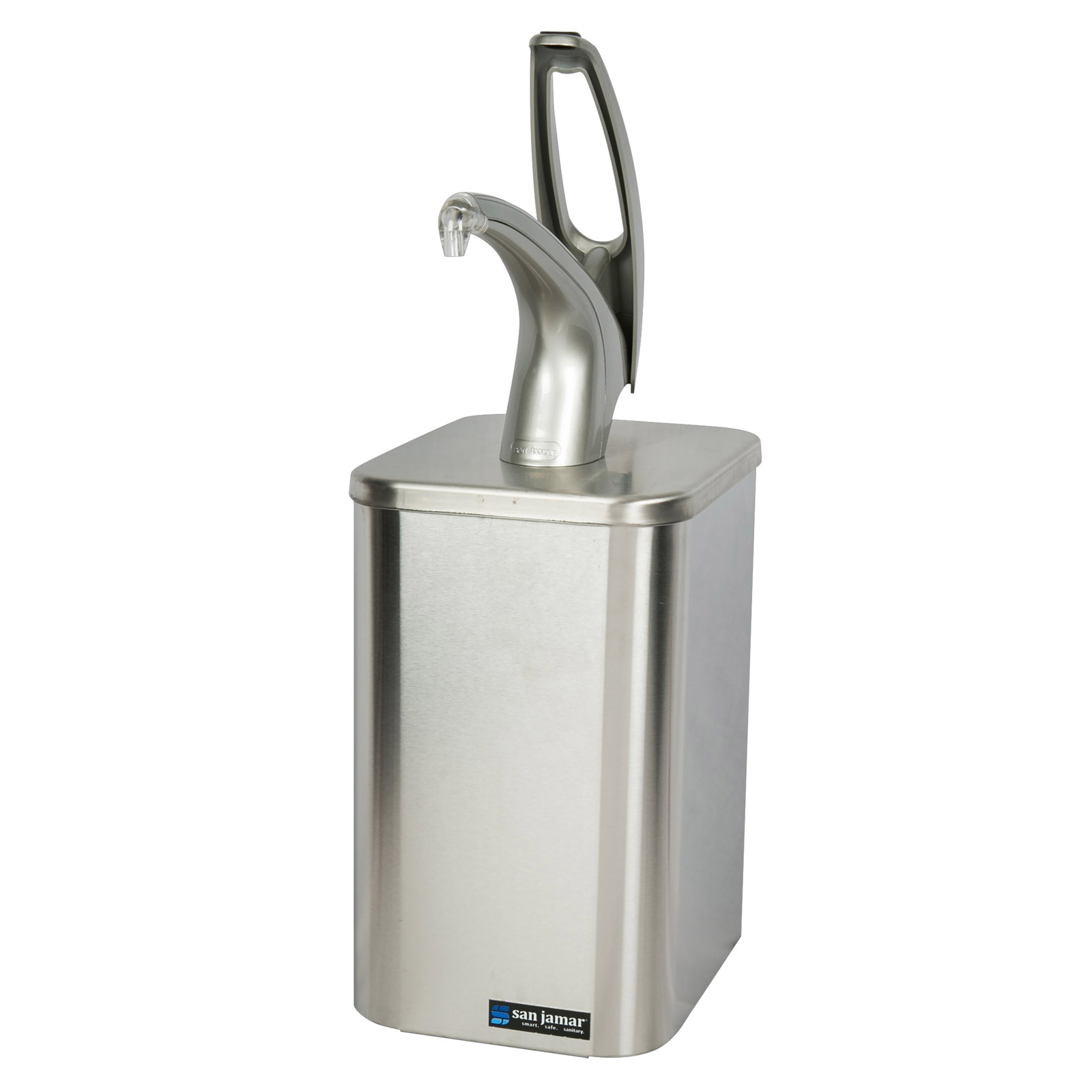 San Jamar P4900 condiment dispenser pump-style