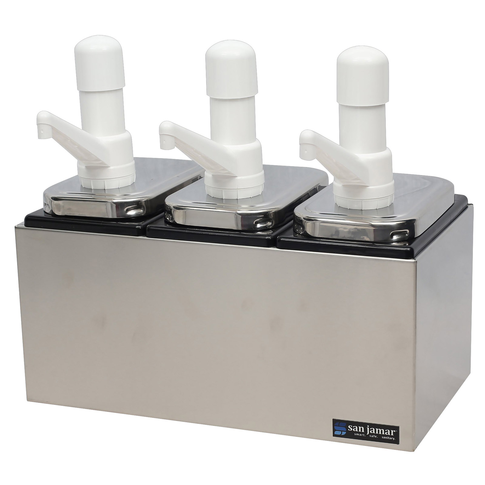 San Jamar P9713 condiment dispenser pump-style