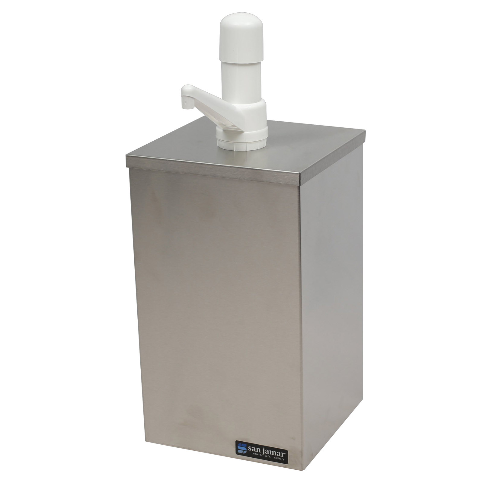 San Jamar P9800 condiment dispenser pump-style