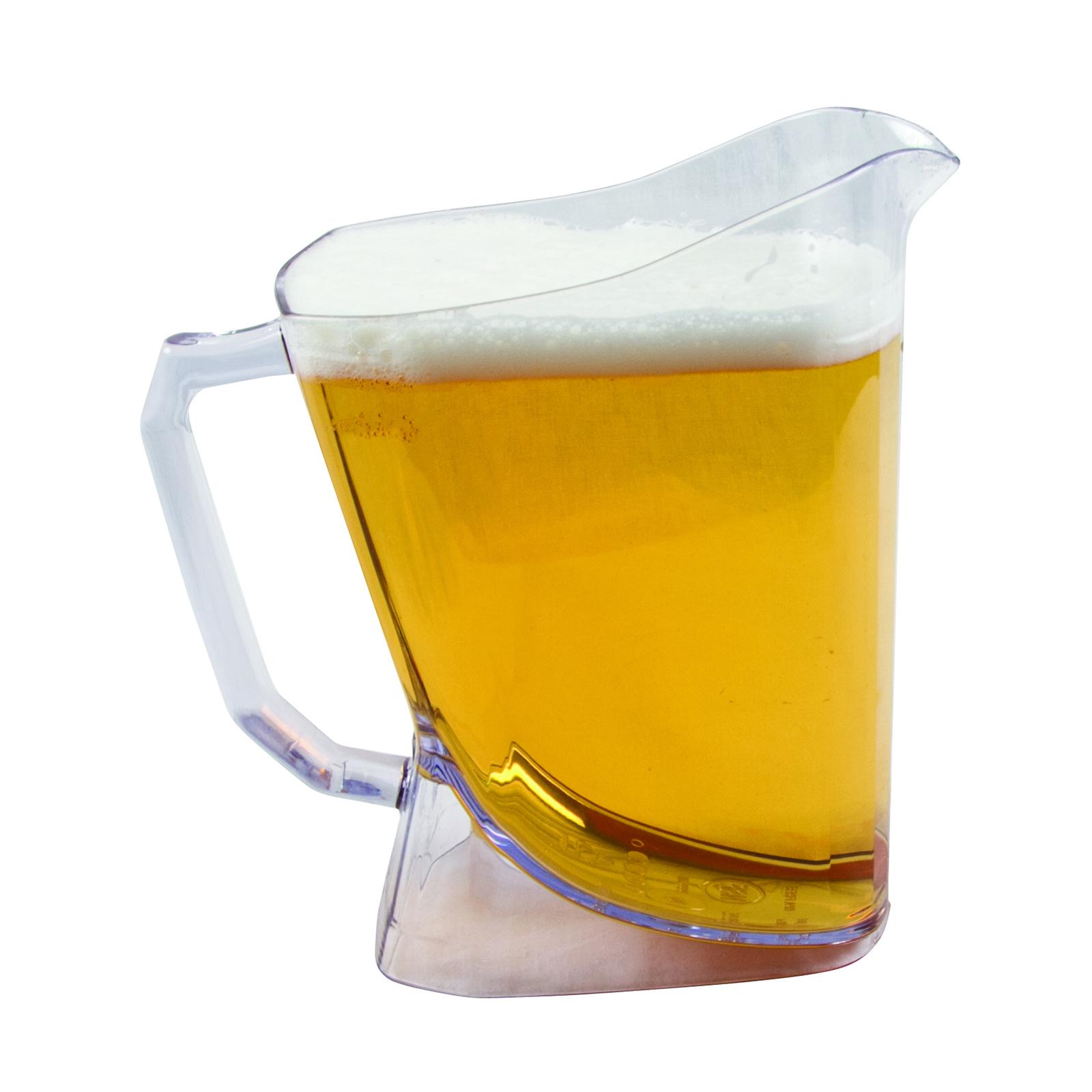 San Jamar PPP60 pitcher, plastic