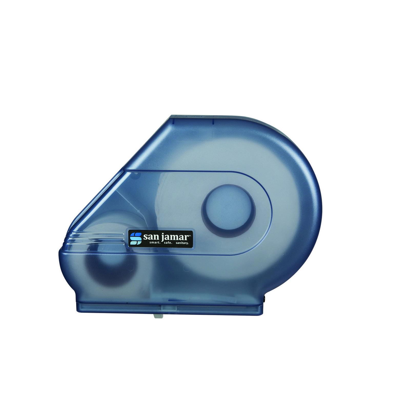 San Jamar R3000TBL toilet tissue dispenser