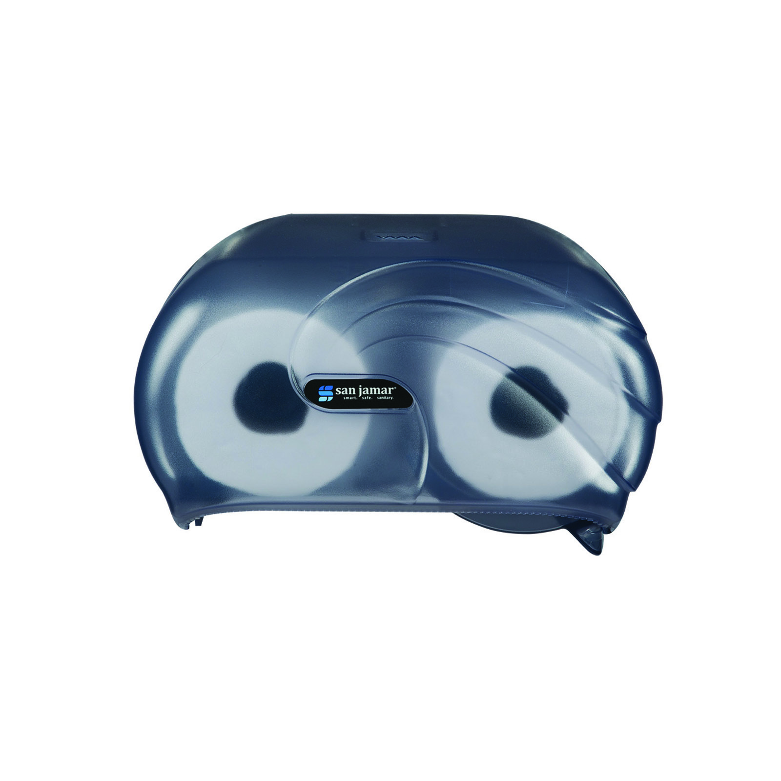 San Jamar R3690TBL toilet tissue dispenser