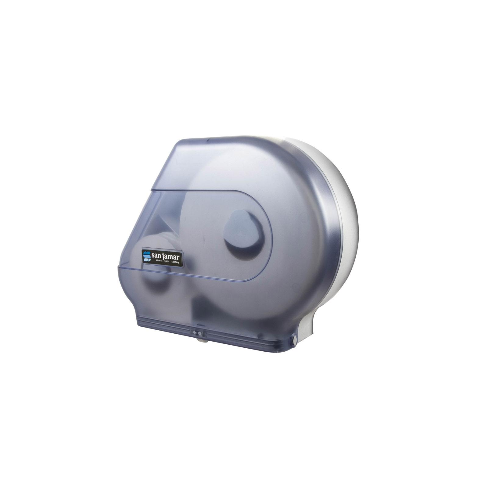 San Jamar R6500TBL toilet tissue dispenser