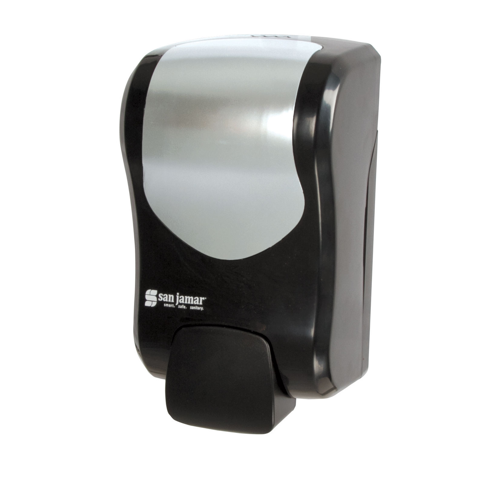 San Jamar S970BKSS hand soap / sanitizer dispenser