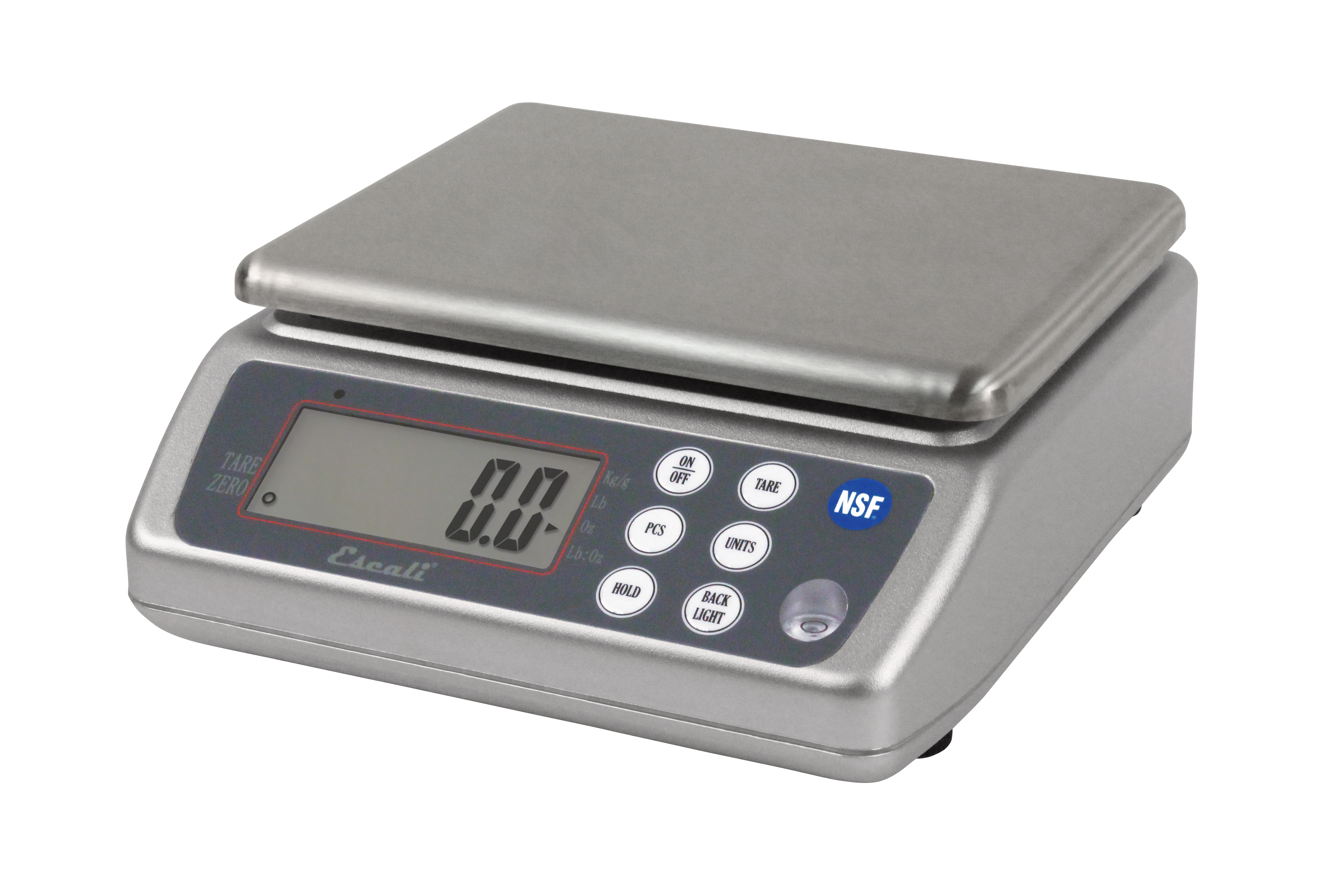 San Jamar SCDG33WD scale, counting