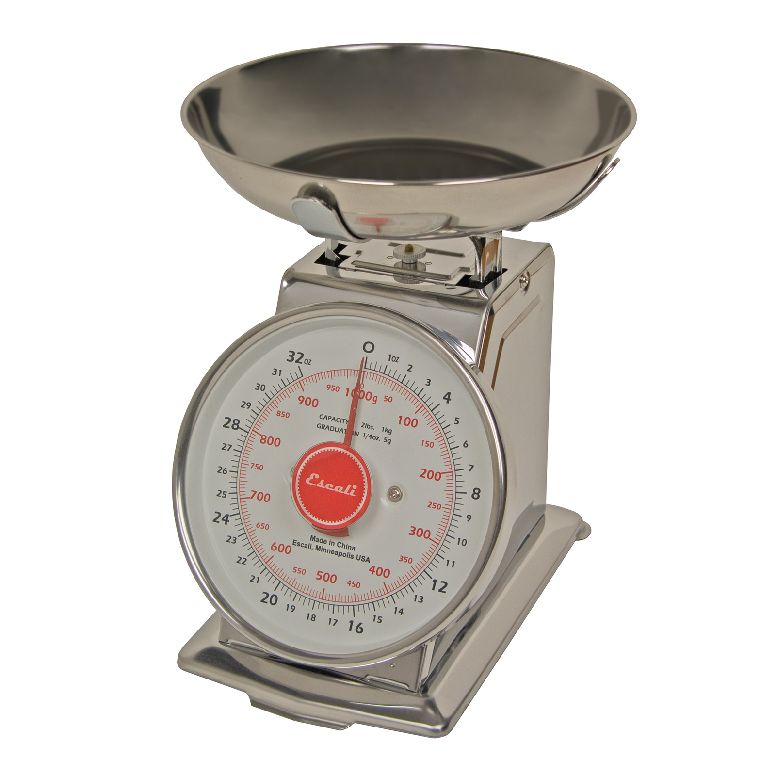 San Jamar SCDLB2 scale, portion, dial