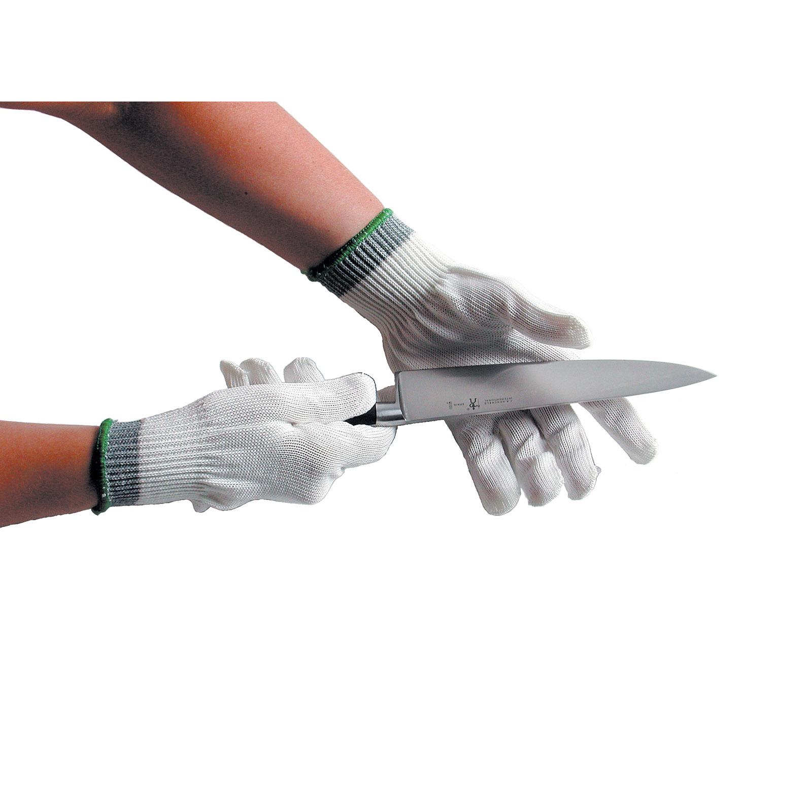 San Jamar SG10-L glove, cut resistant