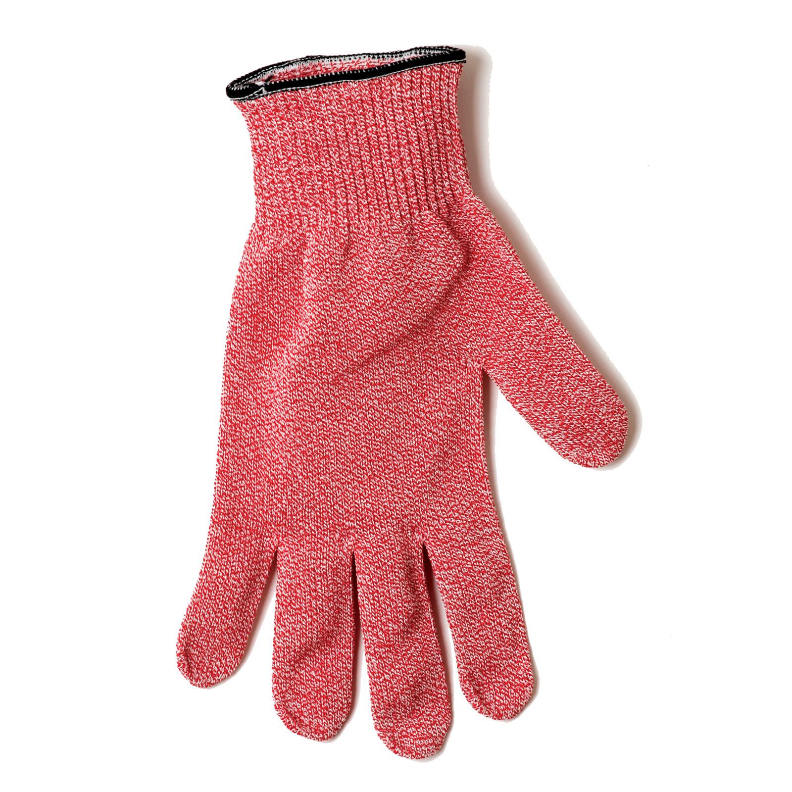 San Jamar SG10-RD-L glove, cut resistant