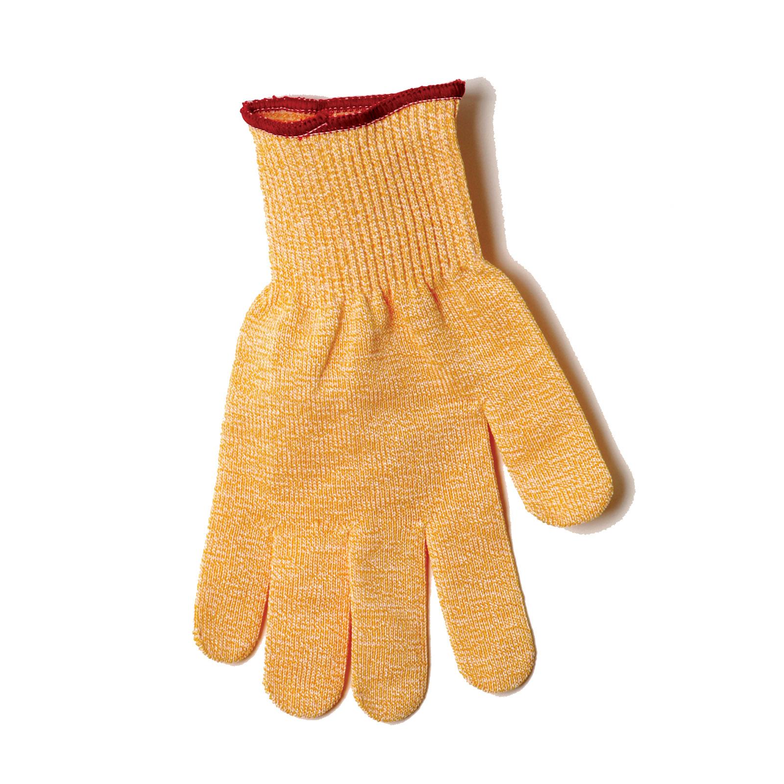 San Jamar SG10-Y-L glove, cut resistant