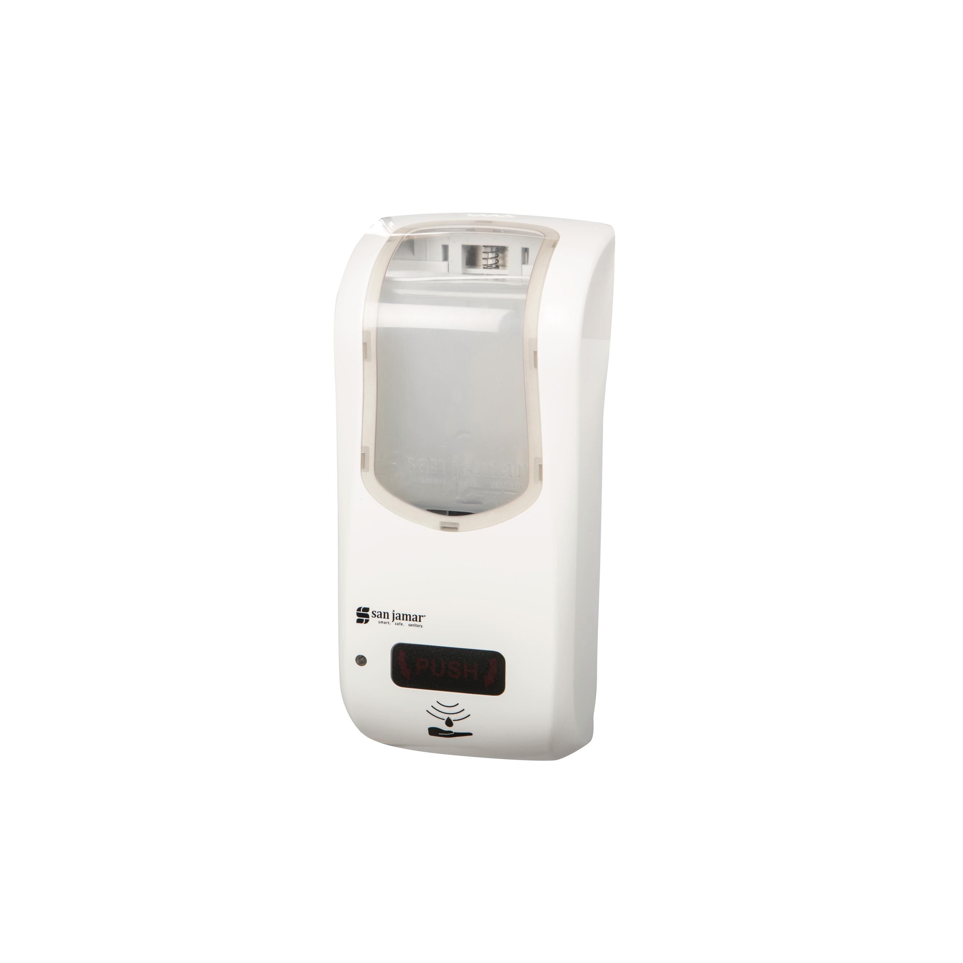 San Jamar SHF970WHCL hand soap / sanitizer dispenser