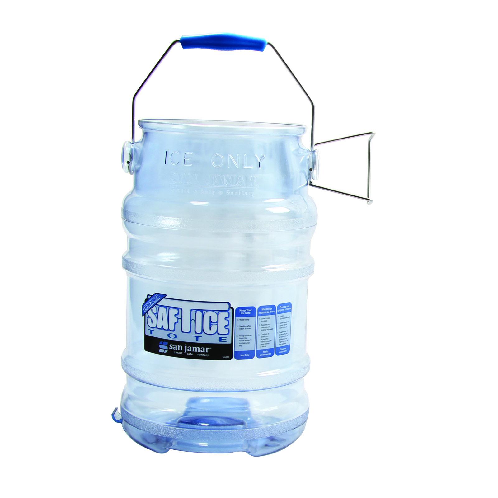 San Jamar SI6000 ice tote