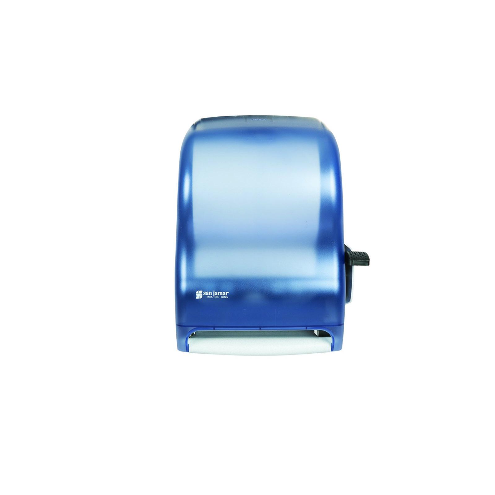 San Jamar T1100TBL paper towel dispenser