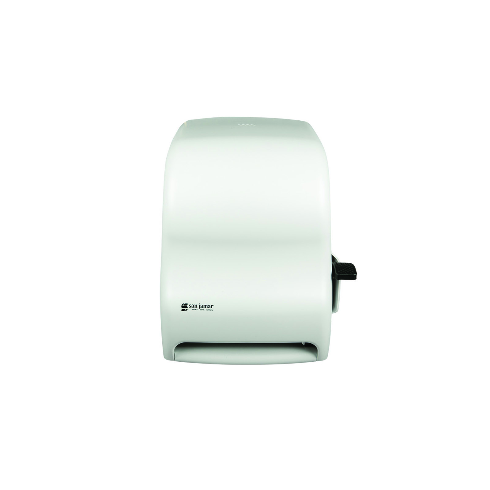 San Jamar T1100WH paper towel dispenser