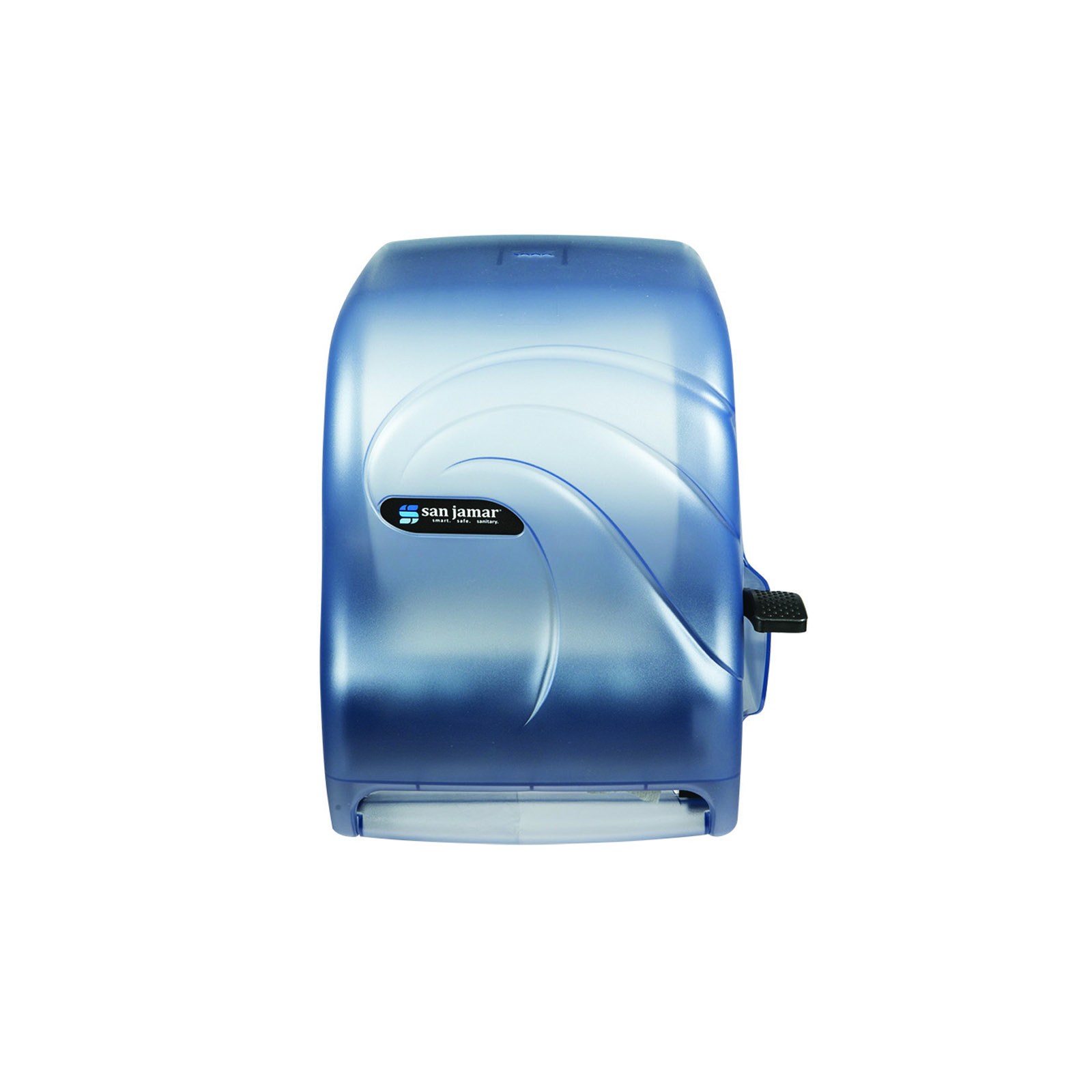 San Jamar T1190TBL paper towel dispenser