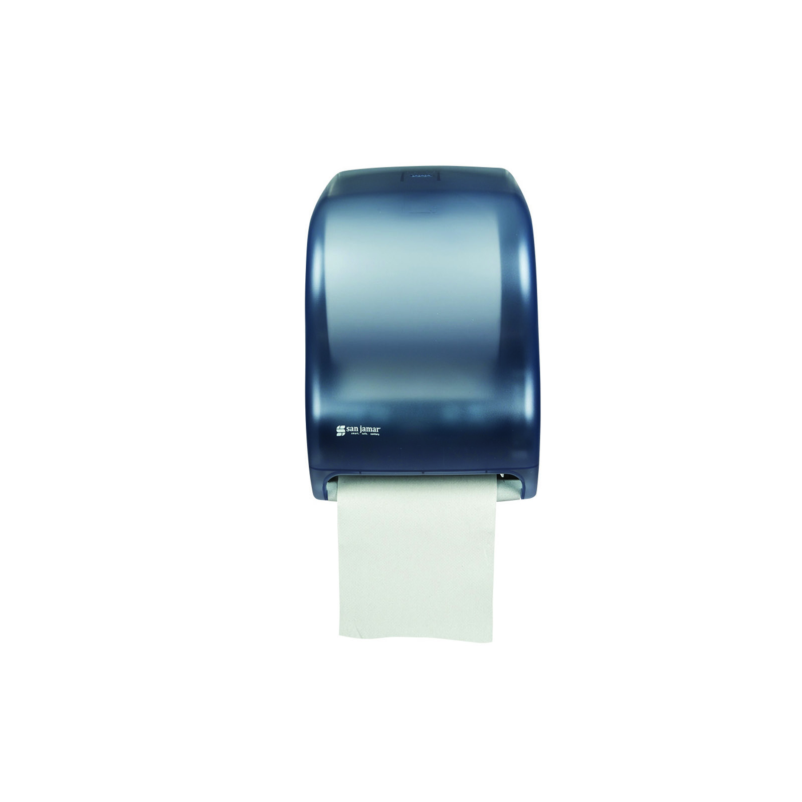 San Jamar T1300TBL paper towel dispenser