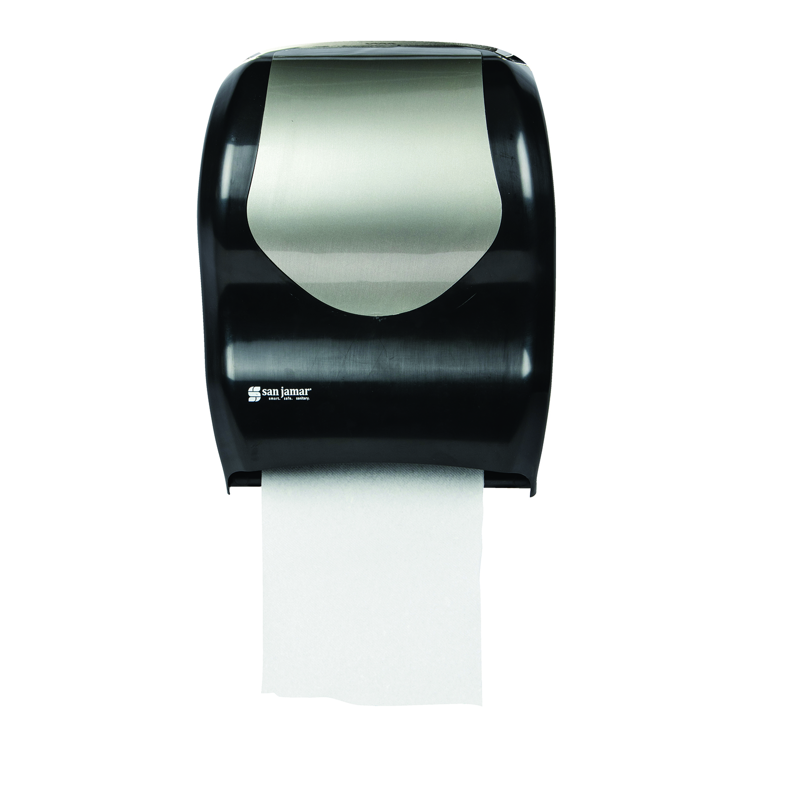 San Jamar T1370BKSS paper towel dispenser