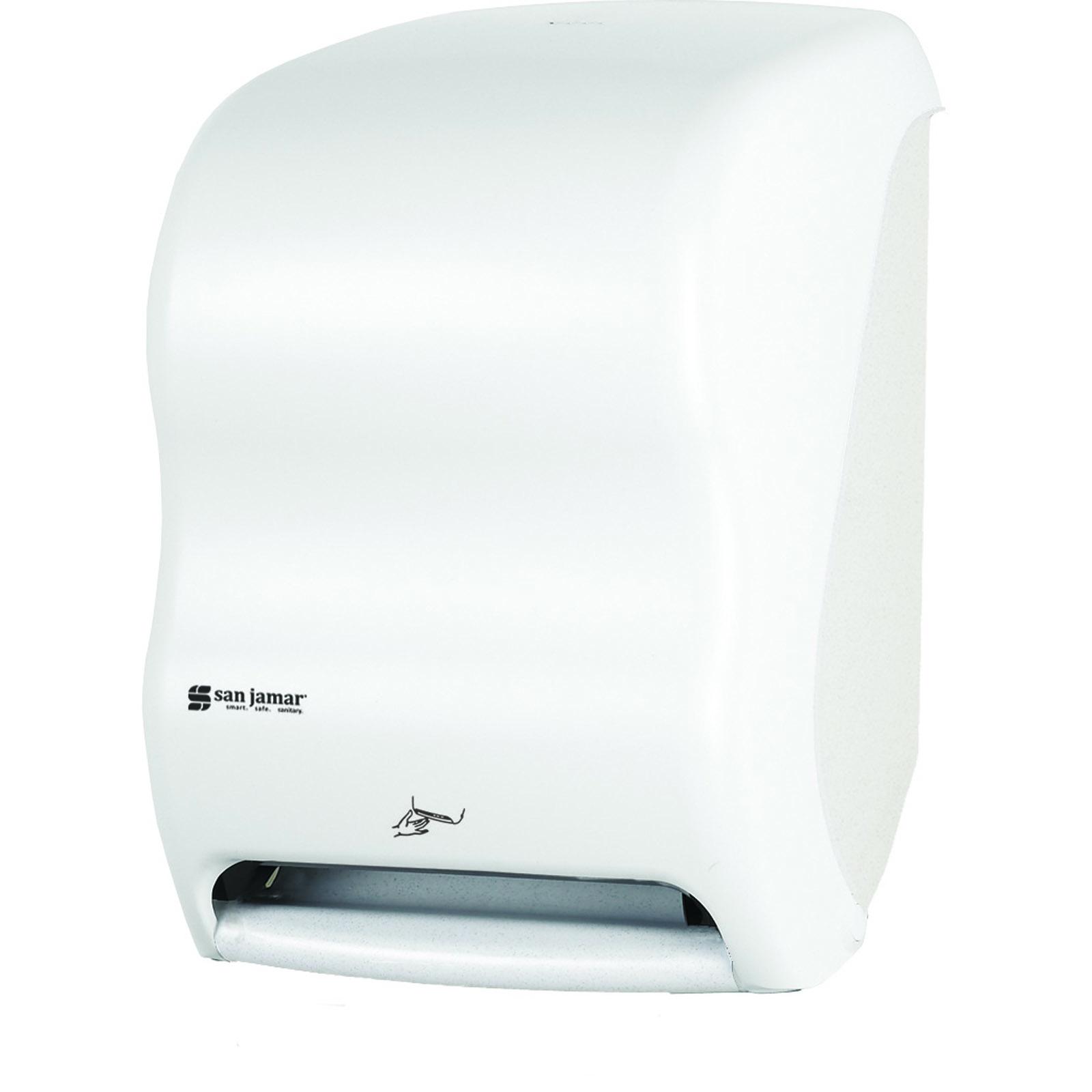 San Jamar T1400WH paper towel dispenser