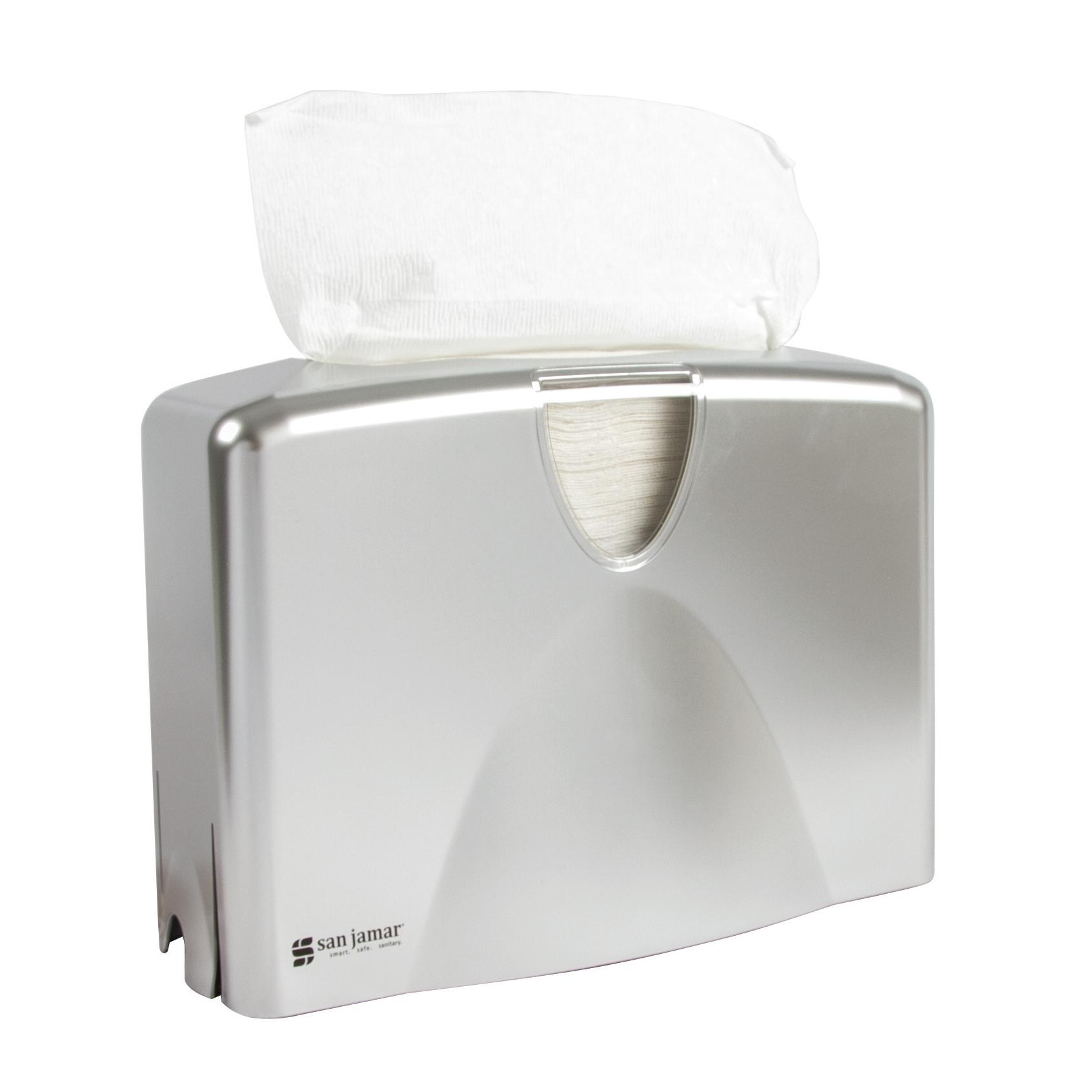 San Jamar T1740SS paper towel dispenser