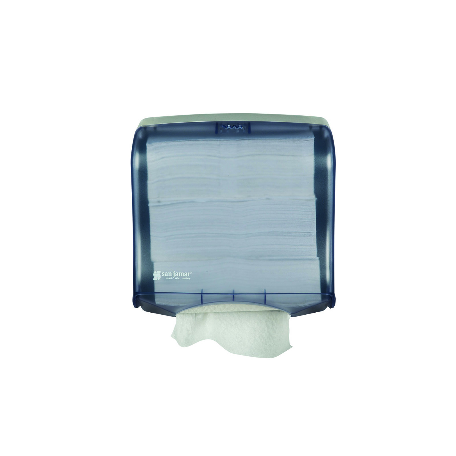 San Jamar T1755TBL paper towel dispenser