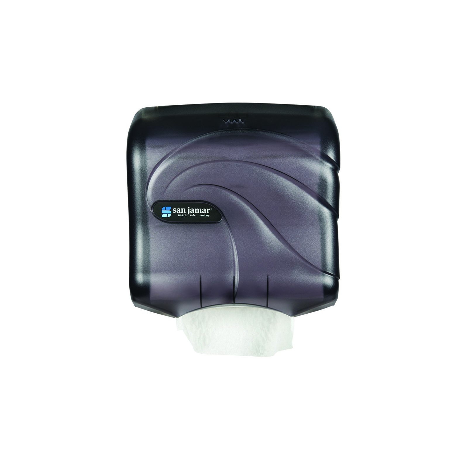 San Jamar T1759TBK paper towel dispenser