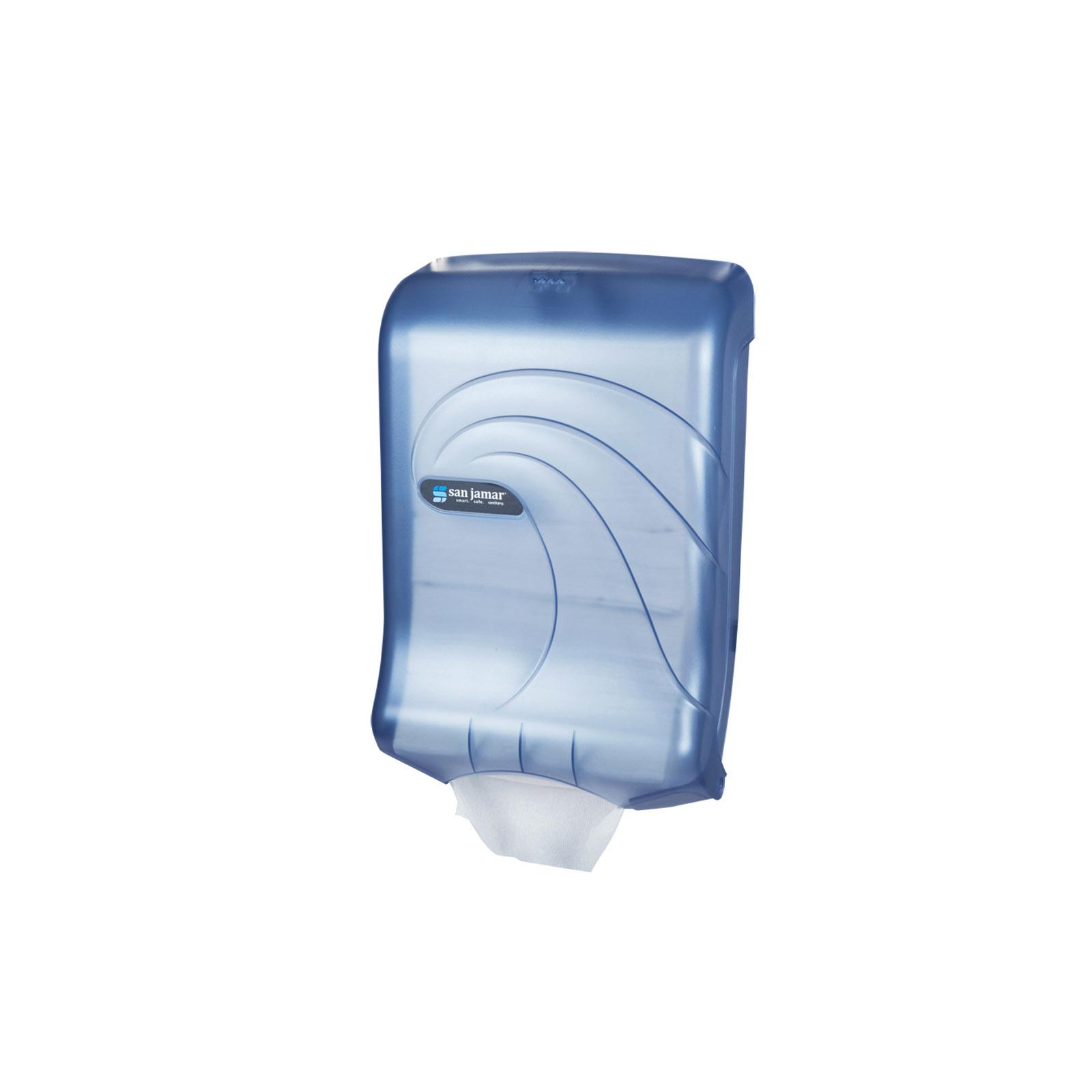 San Jamar T1790TBL paper towel dispenser