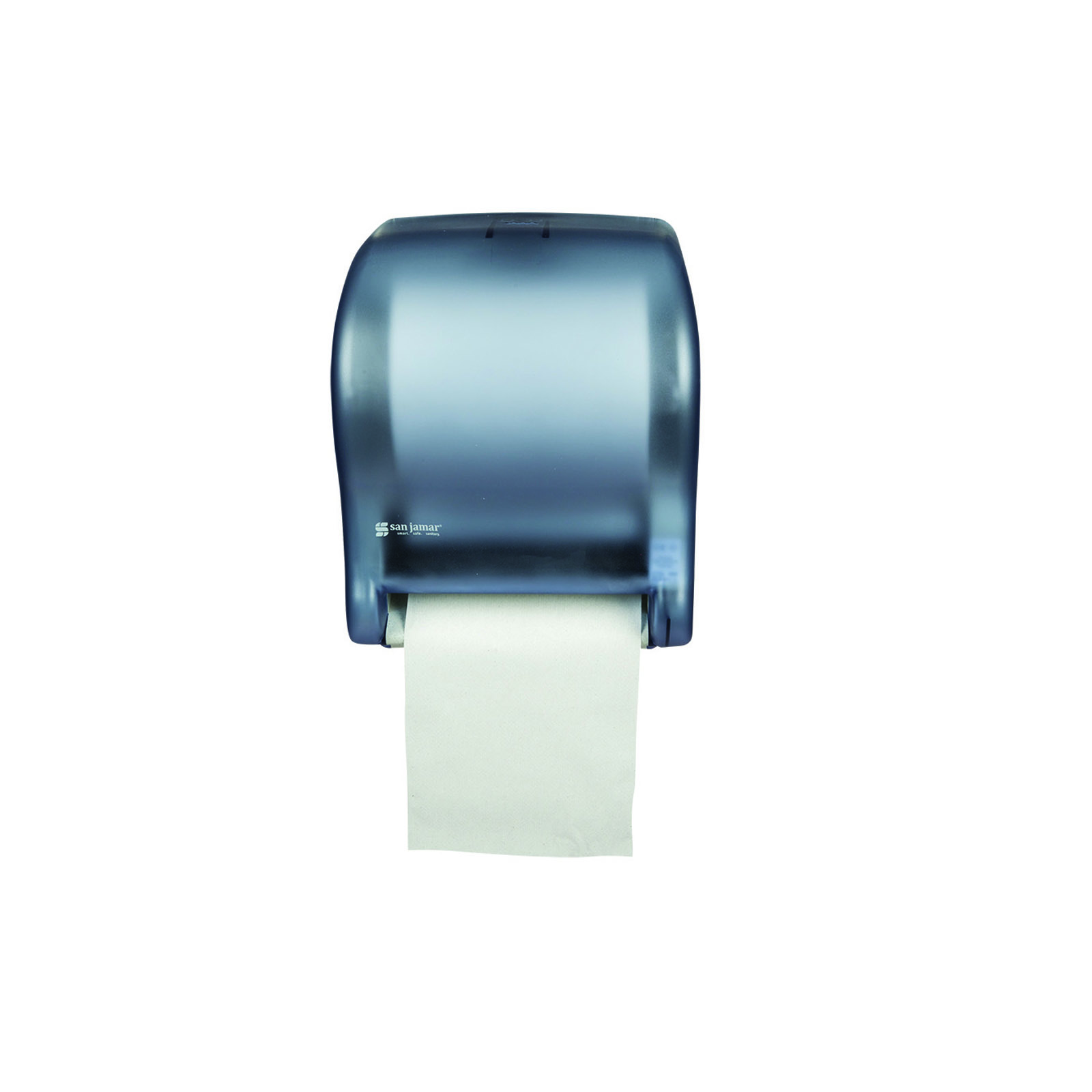 San Jamar T8000TBL paper towel dispenser