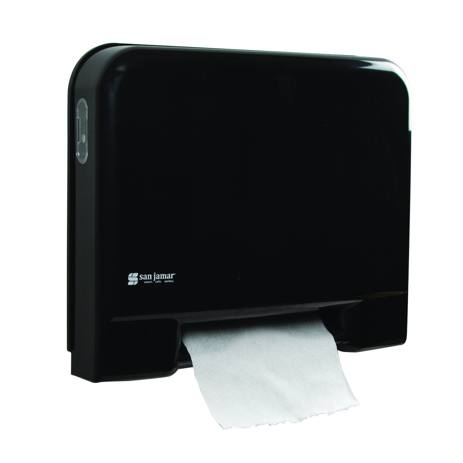 San Jamar T8006BKADA paper towel dispenser