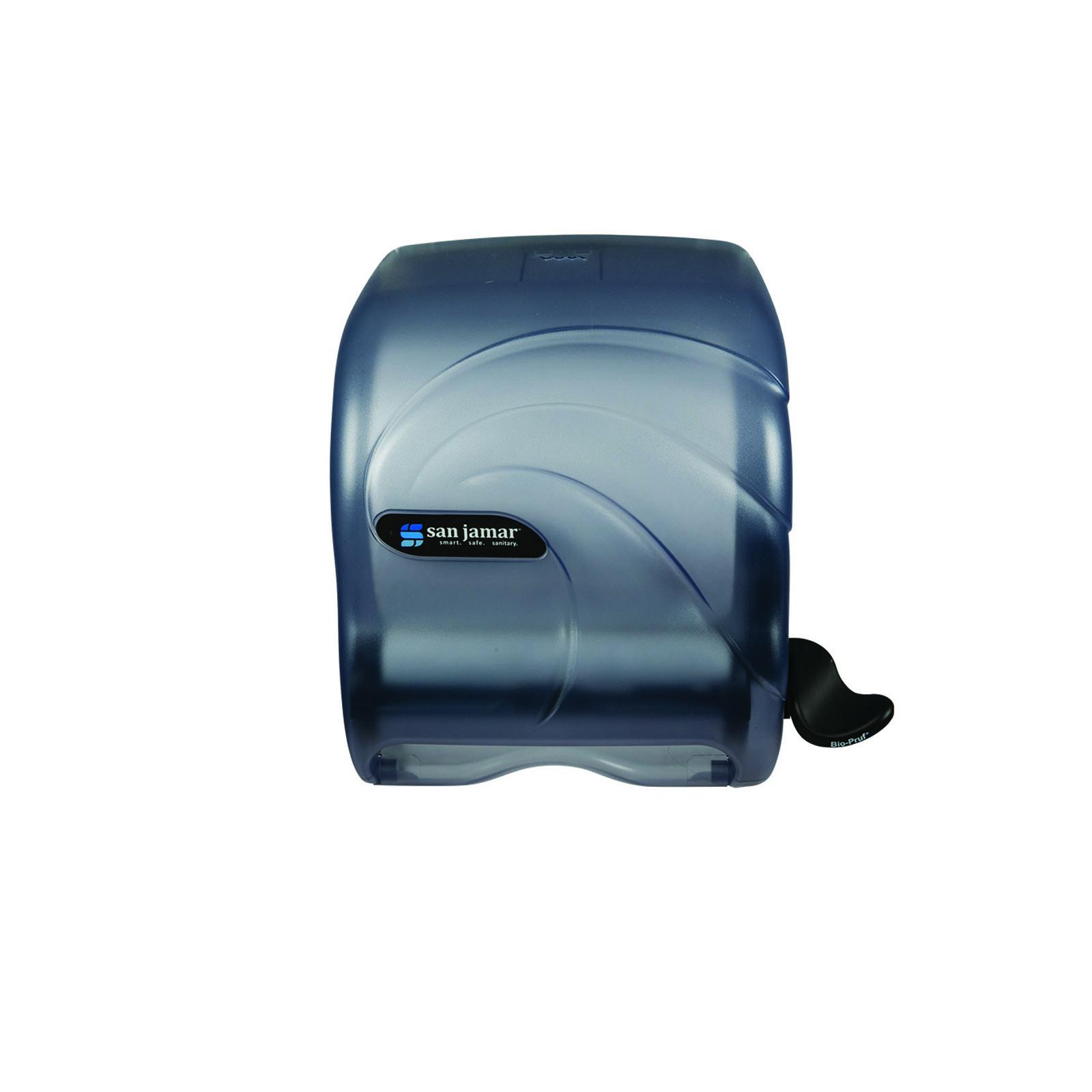 San Jamar T990TBL paper towel dispenser
