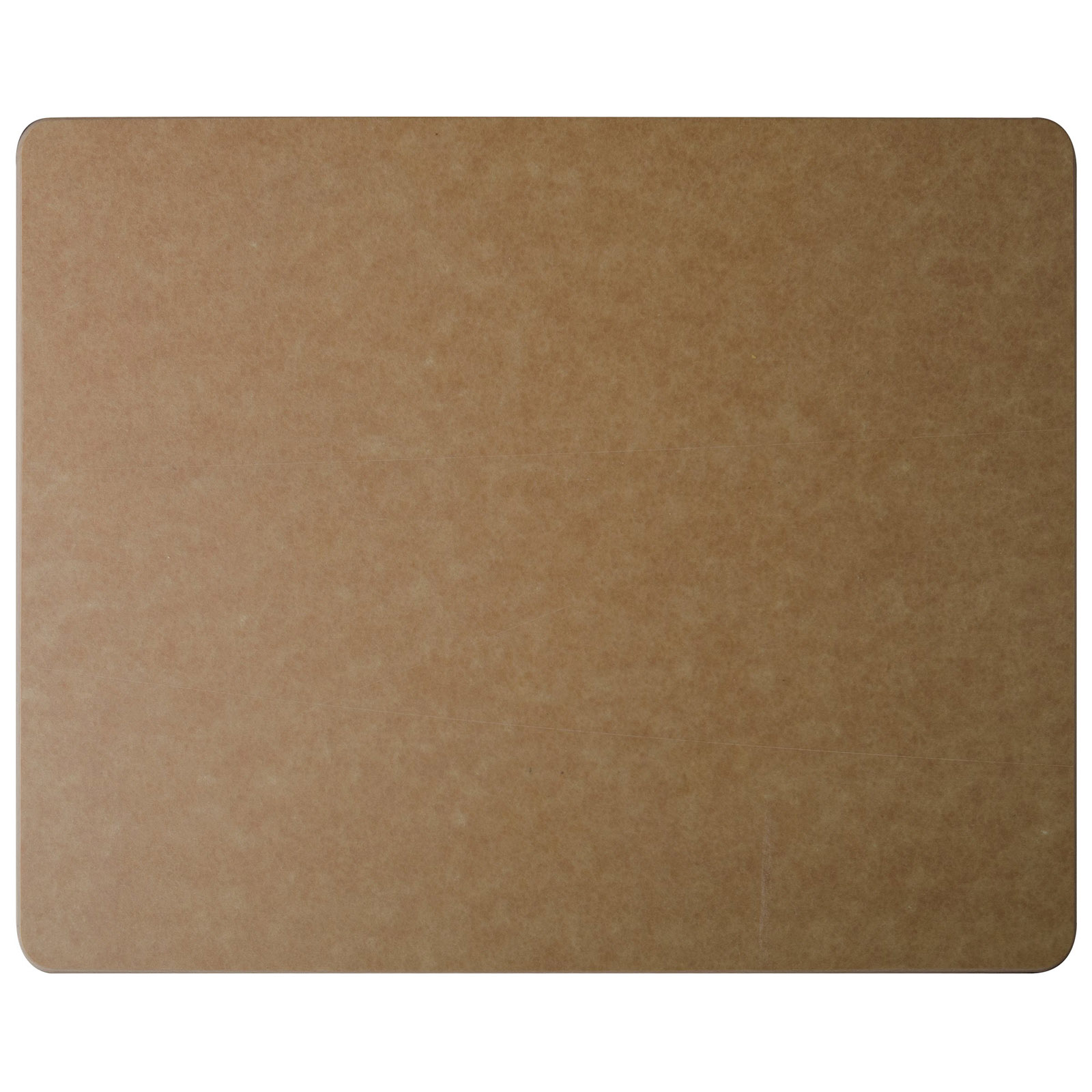 San Jamar TC121812 cutting board, plastic