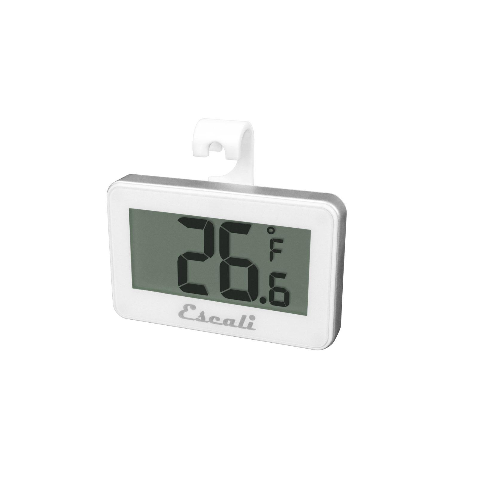 San Jamar THDGRF thermometer, refrig freezer