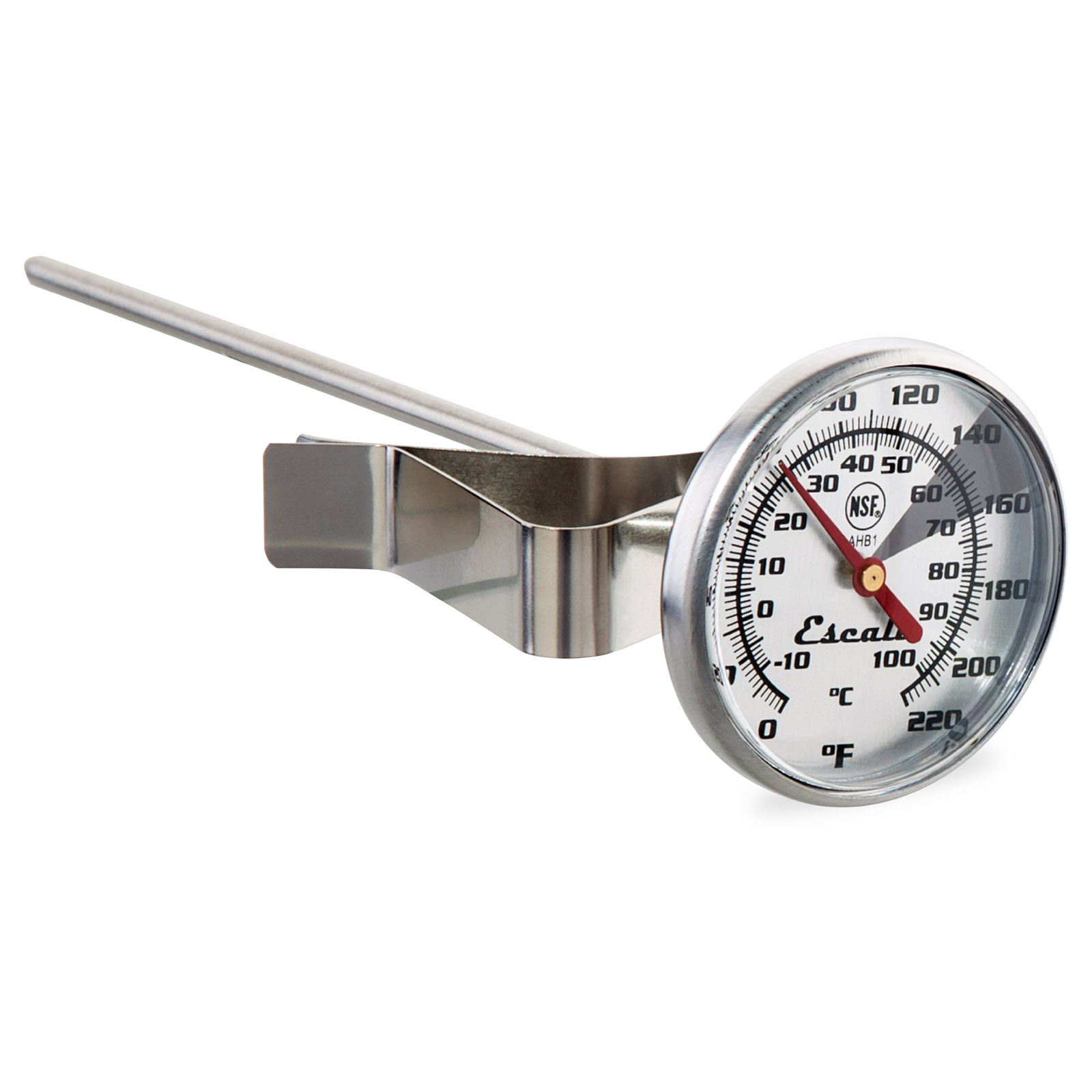 San Jamar THDLBEV thermometer, hot beverage