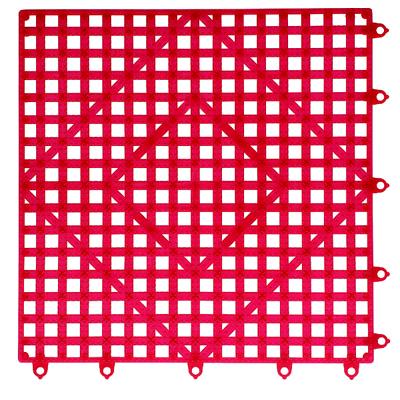 San Jamar VM5280RD-12 bar mat