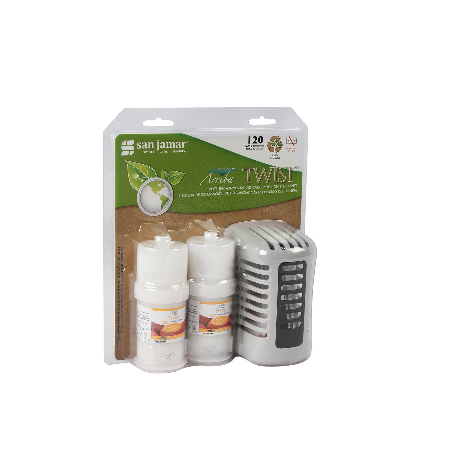San Jamar WP1202MB air freshener dispenser